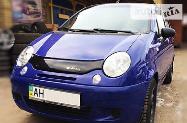 Daewoo Matiz 0.8i 2006