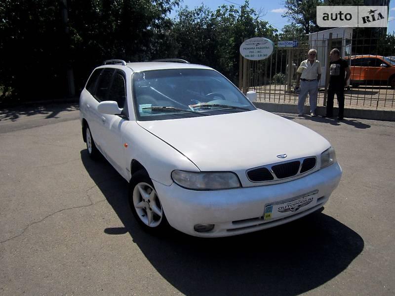 Daewoo Nubira 1999 года