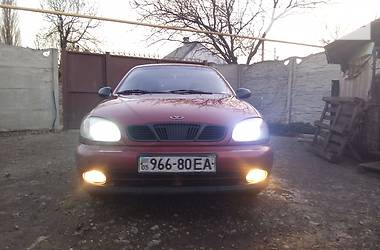 Daewoo Sens  2001