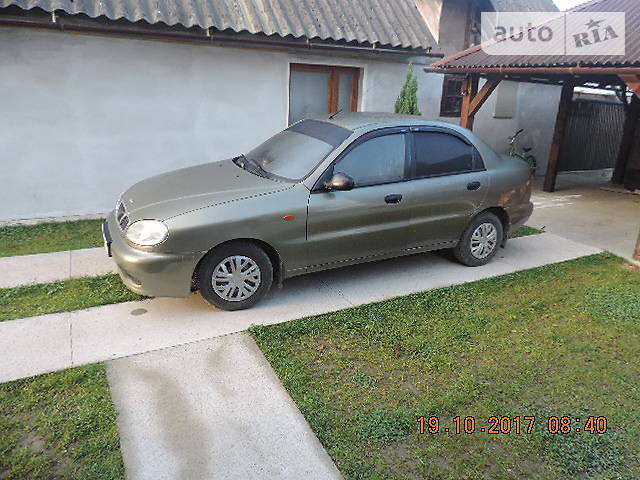 Daewoo Sens 2003 року
