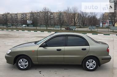 Daewoo Sens газ 2005