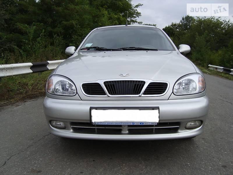 Daewoo Sens 2004 року