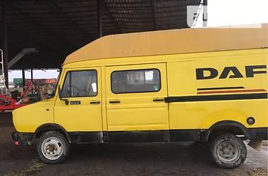 Daf 400 пасс.  1992