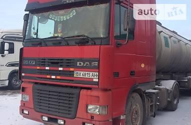 Daf 95 XF. HODRAVLIKA 2000