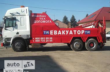Daf CF TIR  2005