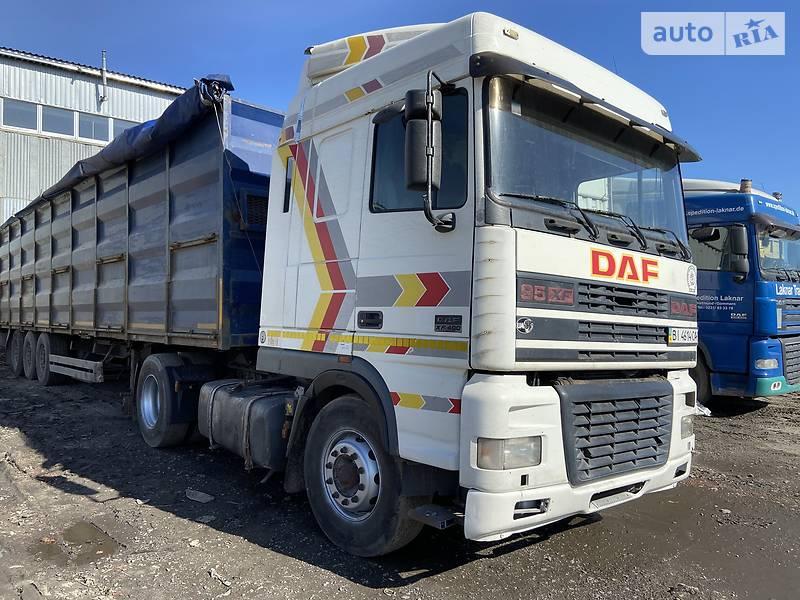 Тягач DAF FT 95