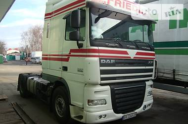 Daf FT XF 105.460  2008