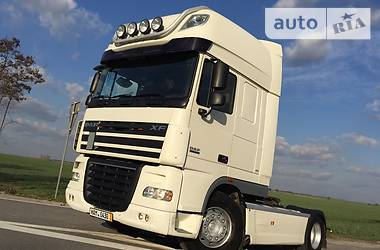 Daf XF 105 Super Space 460 2011