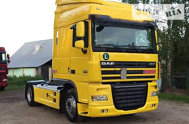 Daf XF 105 460 2008