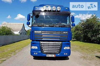 Daf XF 105 460 2010