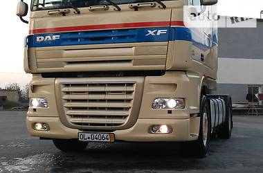 Daf XF 105 460Exclusive edition 2012