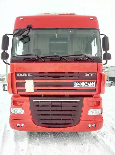 Daf XF 105 2007 года