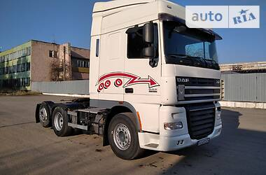 DAF XF 105 460 euro 5 6x2 2010
