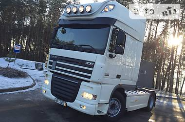 Daf XF SuperSpaceCab 2011