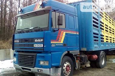 Daf XF Space Cab 380 1999