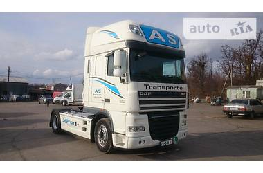 Daf XF SUPER SPACE 460 2011