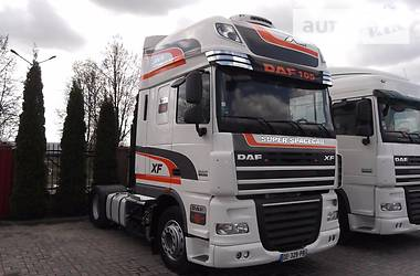 Daf XF SuperSpace 460  2010