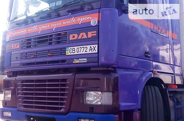 Daf XF  2001