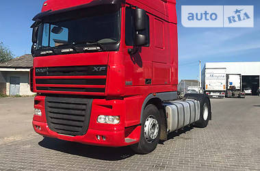 Daf XF SpaceCab 2009