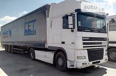 Daf XF Super Space Cab 2005