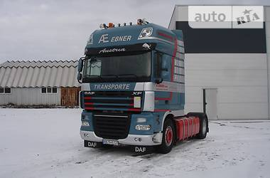 Daf XF 105 460  Super Space 2011
