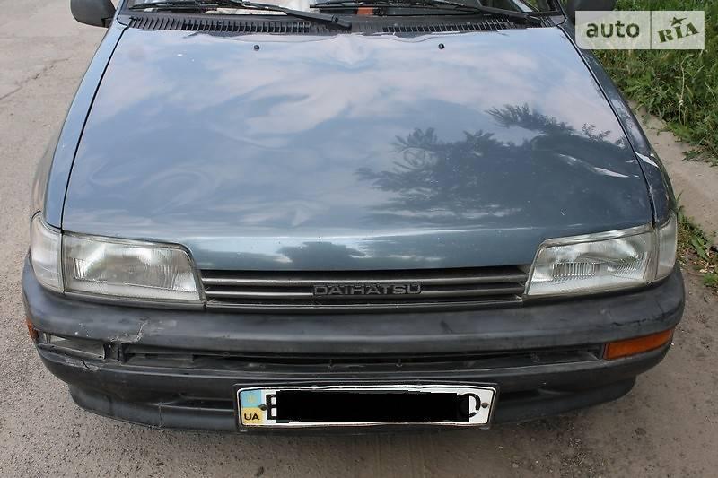 Daihatsu Charade 1992 року