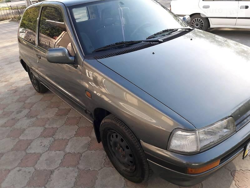 Daihatsu Charade 1991 року