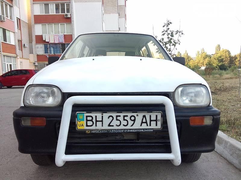 Daihatsu Cuore 1987 року