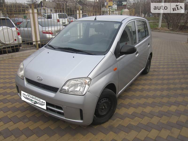 Daihatsu Cuore 2006 року