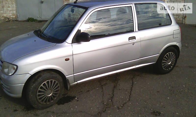 Daihatsu Cuore 1999 року