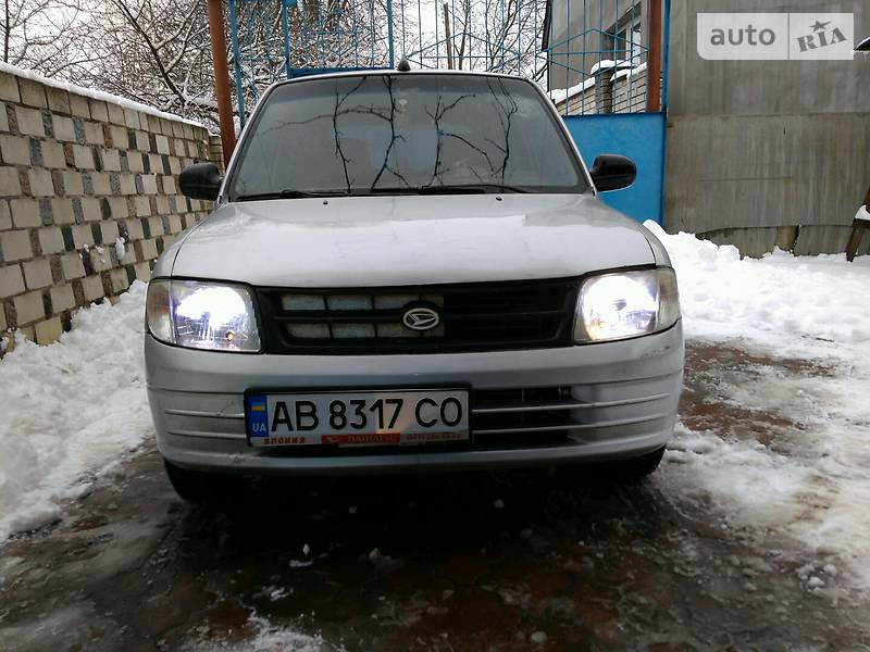 Daihatsu Cuore 1999 года