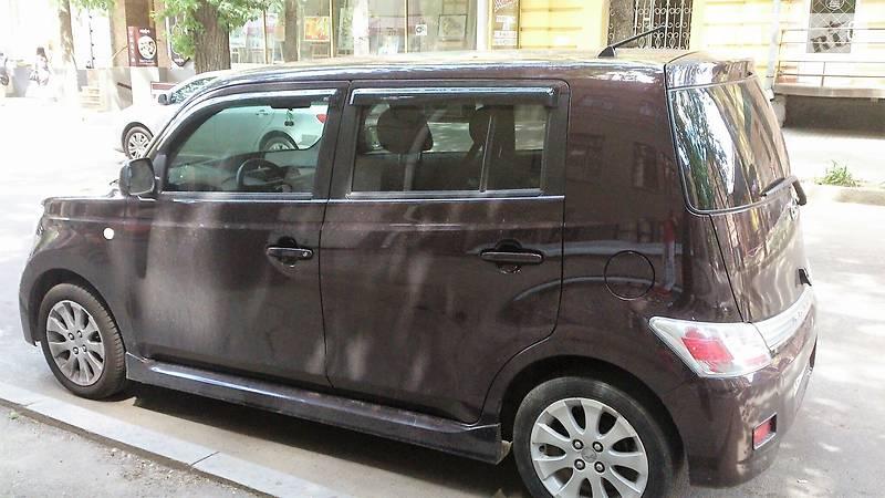 Daihatsu Materia 2008 года