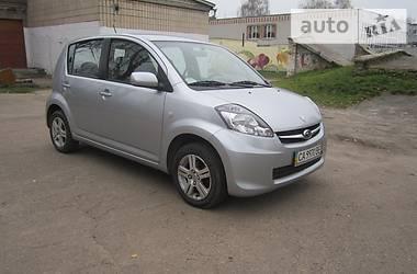 Daihatsu Sirion Subaru Justy 2008