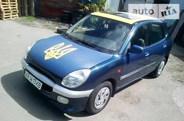 Daihatsu Sirion 1.0i 1998