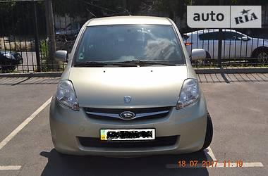 Daihatsu Sirion 4X4 2009