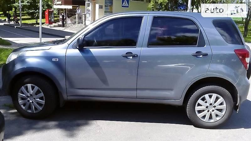 Daihatsu Terios 2008 года