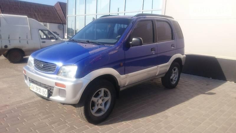 Daihatsu Terios 1999 года