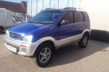 Daihatsu Terios 1.3 AT 4WD 1999