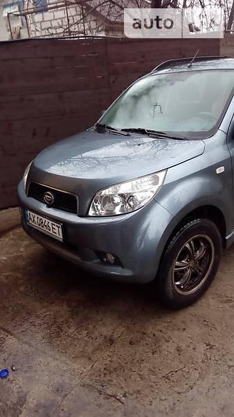 Daihatsu Terios 2007 року