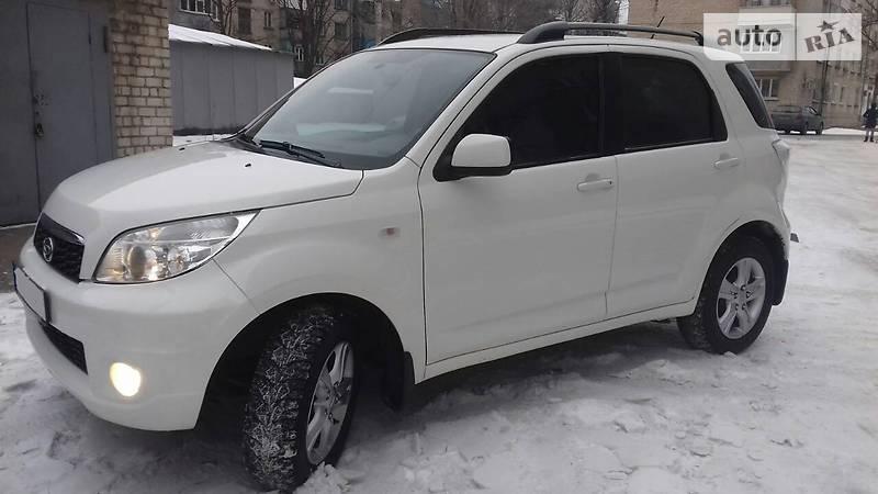 Daihatsu Terios 2010 года