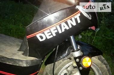 Defiant Thunder  2009