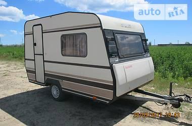 Dethleffs Caravans  1987