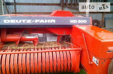 Deutz-Fahr HD300  1998