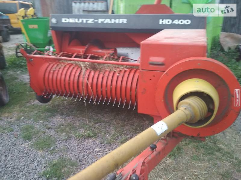 Deutz-Fahr HD400