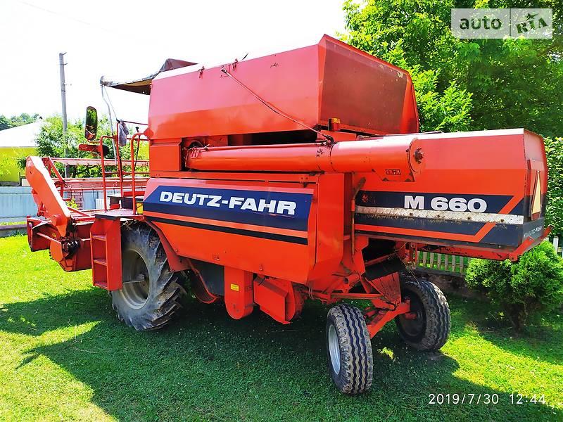Deutz-Fahr M 660