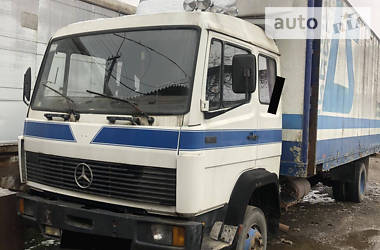 Цены Mercedes-Benz 1117 груз. Дизель