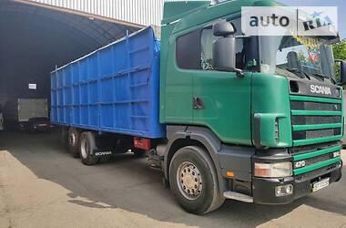 Цены Scania 124 Дизель