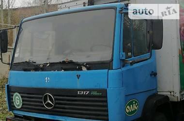 Цены Mercedes-Benz 1317 Дизель