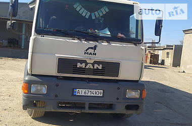 Цены MAN 18.224 Дизель