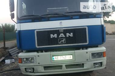 Цены MAN 19.414 Дизель